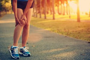 Treating Knee pain with stem cells