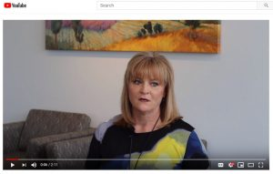 Laura M knee pain testimonial video